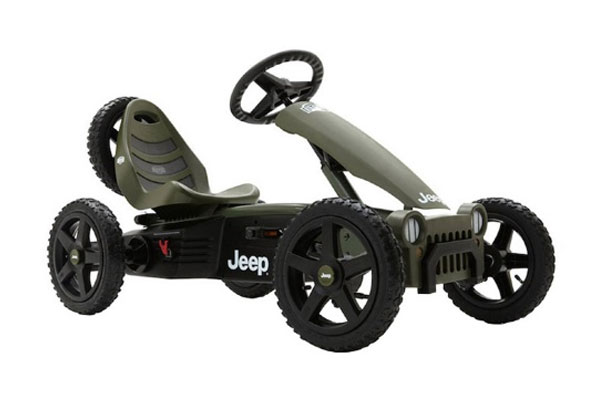 BERG Jeep® Adventure Pedal